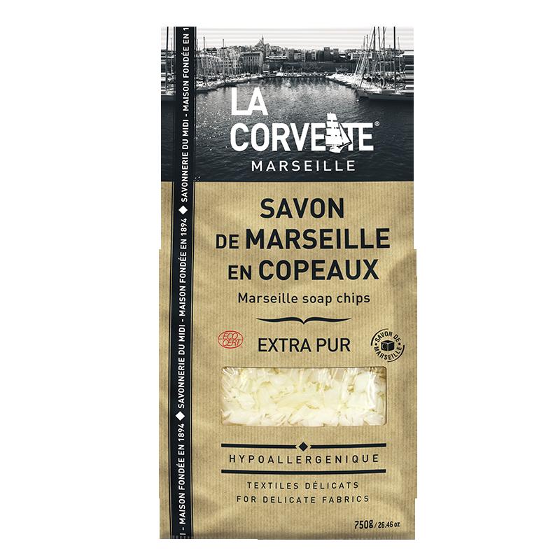 Copeaux de Savon de Marseille Extra Pur 750g