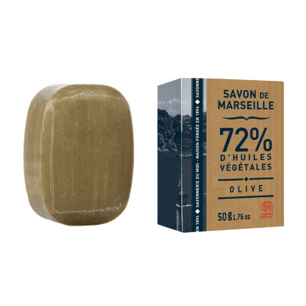 savon de marseille galet 50g