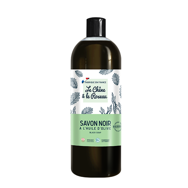 savon noir olive bio 1L